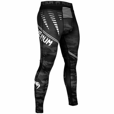 Pantaloni a compressione Venum Okinawa 2.0 - Nero/Bianco