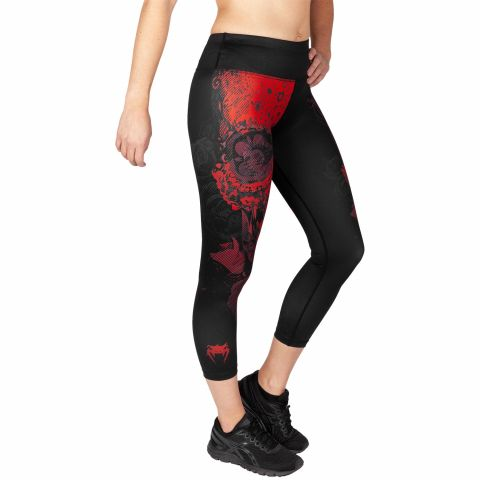 Venum Santa Muerte 3.0 Leggings Crops - For Women