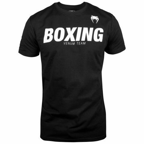 T-shirt  Boxing VT Venum - Nero/Bianco