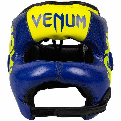 Venum Pro Box-Kopfschutz Loma Edition - Blau/Gelb