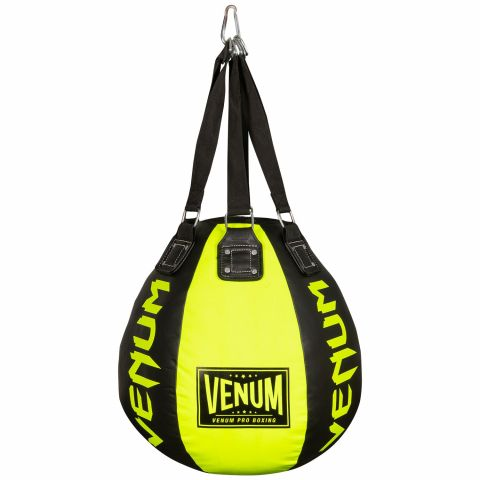 Venum Hurricane Big Ball punching bag - Yellow/Black