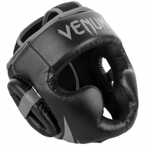 Casco de Boxeo Venum Challenger 2.0 - Negro/Gris