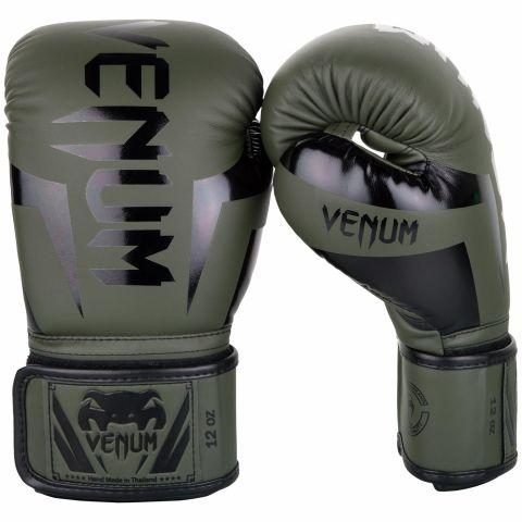 Guantoni da boxe Venum Elite - Cachi/Neri