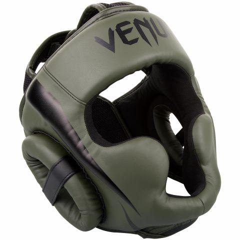 Casco Venum Elite - Caqui/Negro