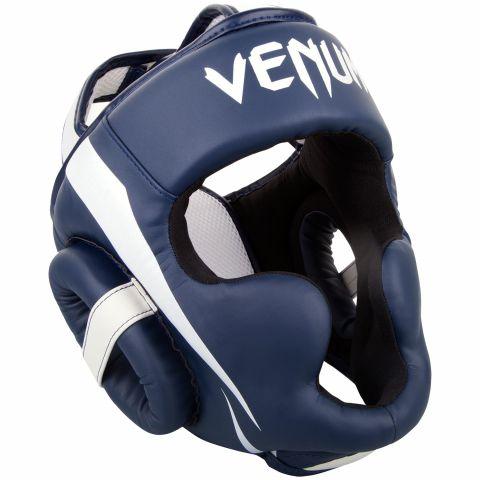 Casco Venum Elite - Blanco/Azul Marino