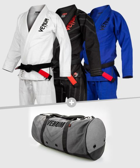 Venum Pack BJJ GI Power 2.0 + Rio Sports Bag