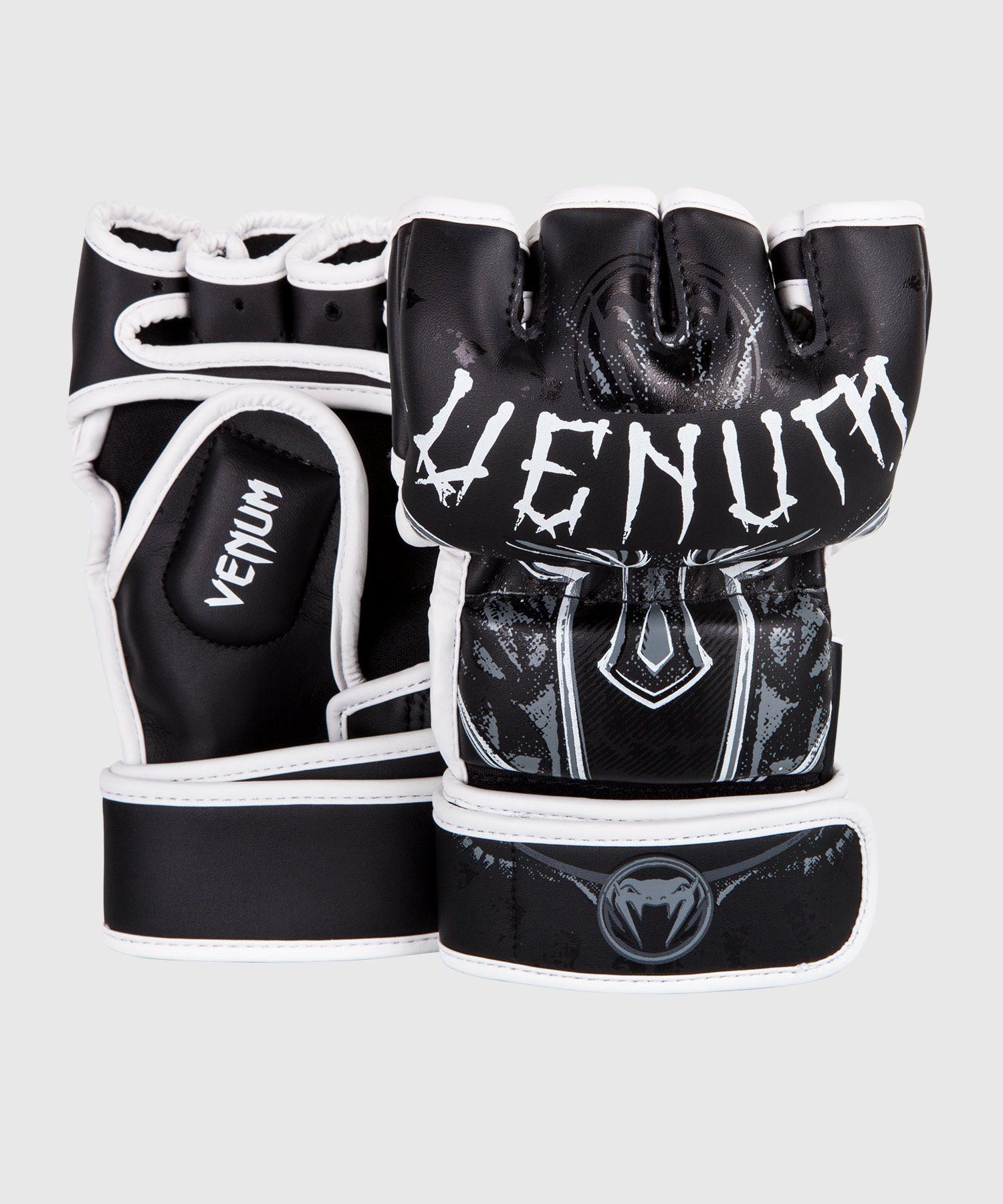 Guantoni da MMA Venum Gladiator 3.0 - Nero/Bianco