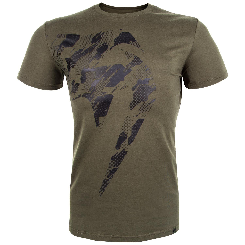 Camiseta Venum Tecmo Giant - Caqui