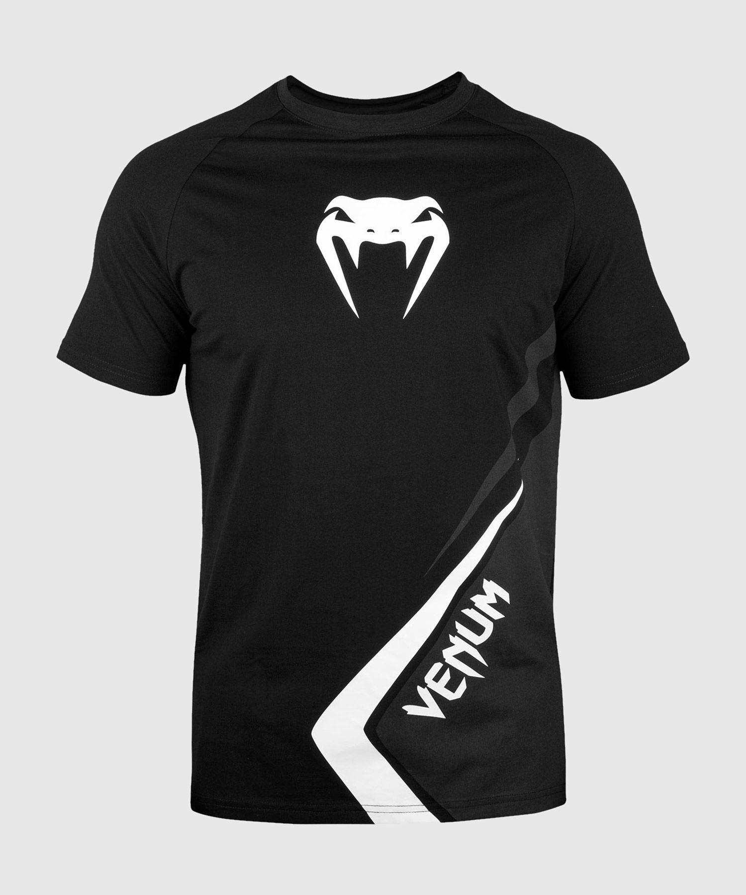 Venum Contender 4.0 T-shirt - Zwart/Grijs-Wit