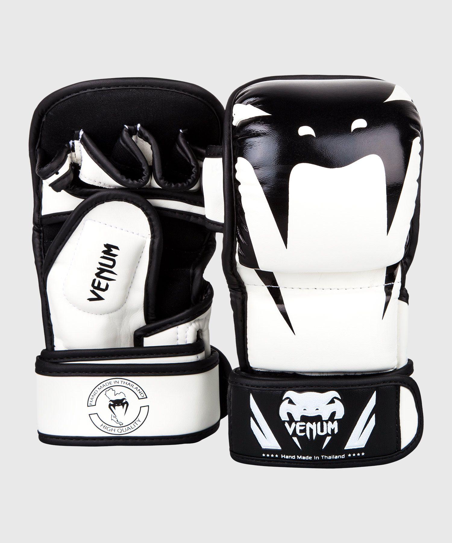Gants de MMA Venum Impact Sparring  - Blanc/Noir