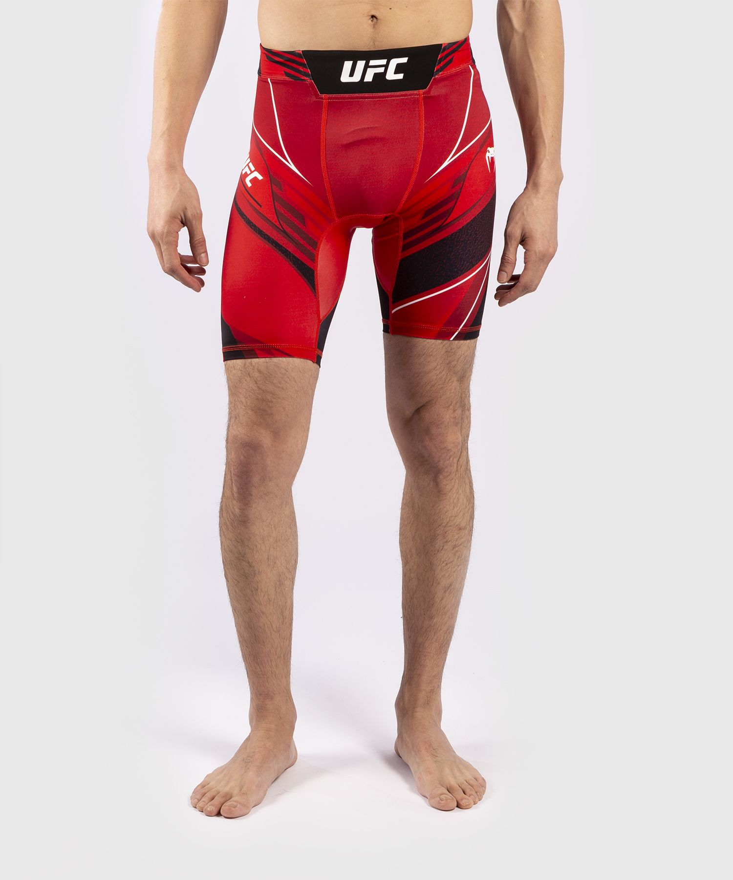 UFC Venum Pro Line Men's Vale Tudo Shorts - Red