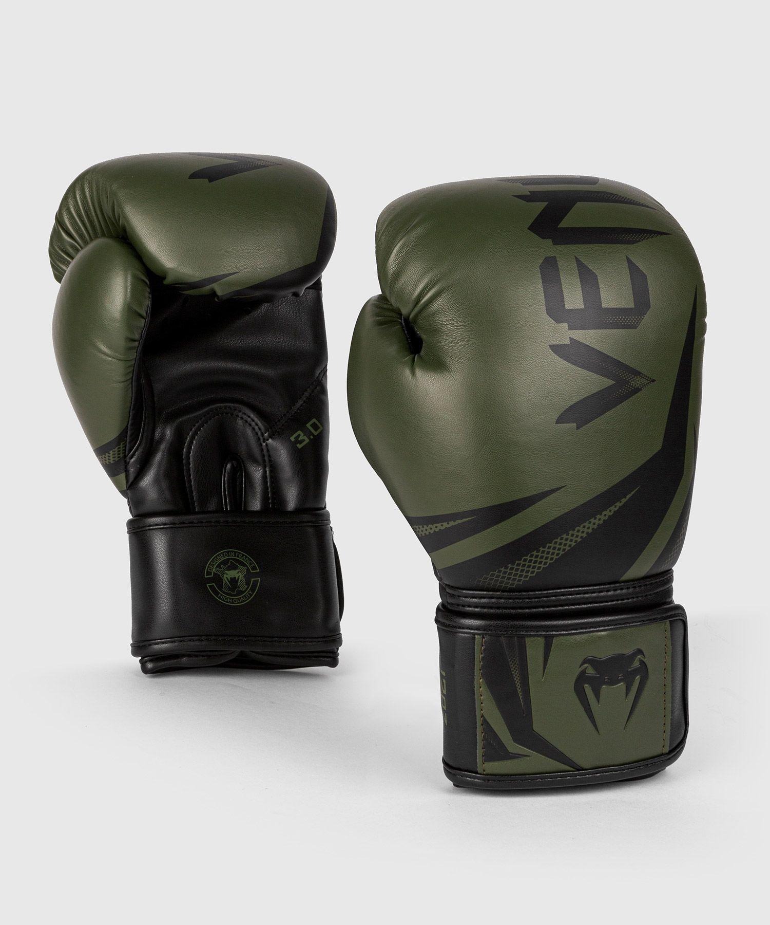Gants de boxe Venum Challenger 3.0 - Kaki/Noir