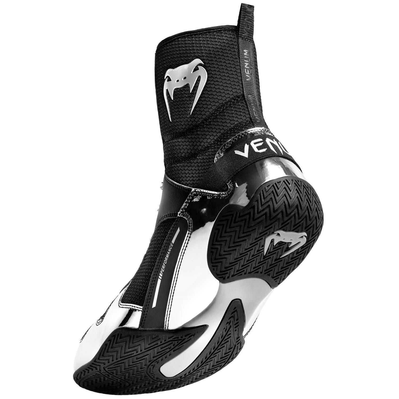 Venum Elite Chaussure de boxe MMA pour entraînement de