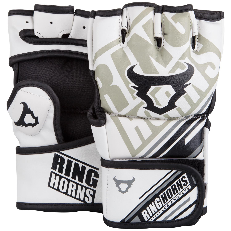 Ringhorns Nitro MMA Gloves - White