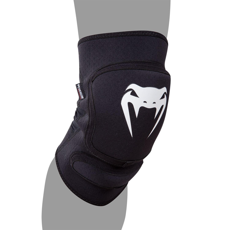 Venum Kontact Evo kniebeschermers - zwart