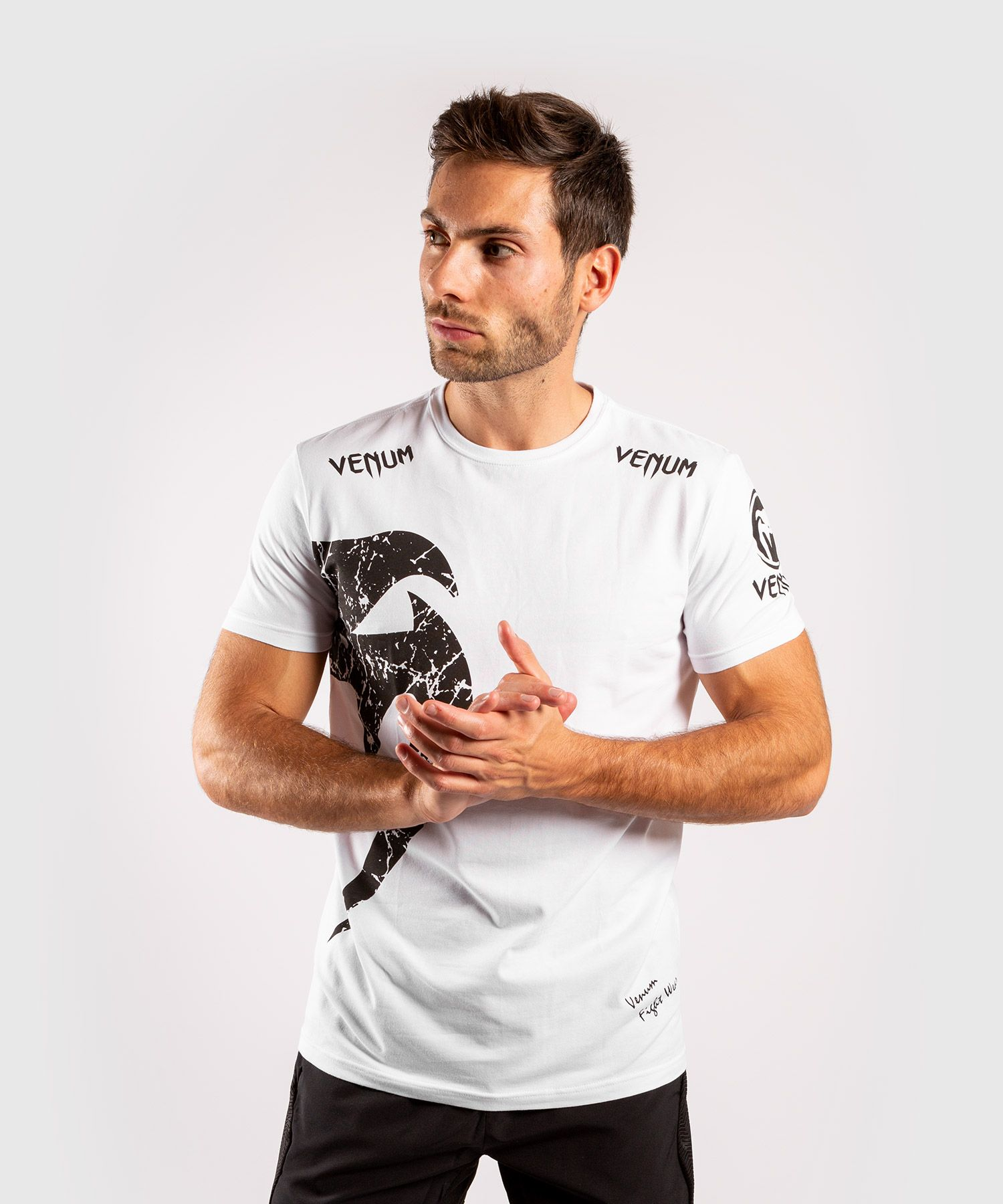 Venum Giant T-shirt - Wit