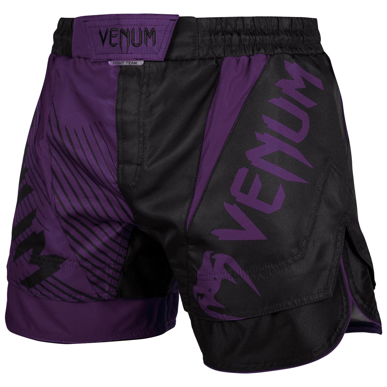 Venum NoGi 2.0 Fightshorts - Black/Purple