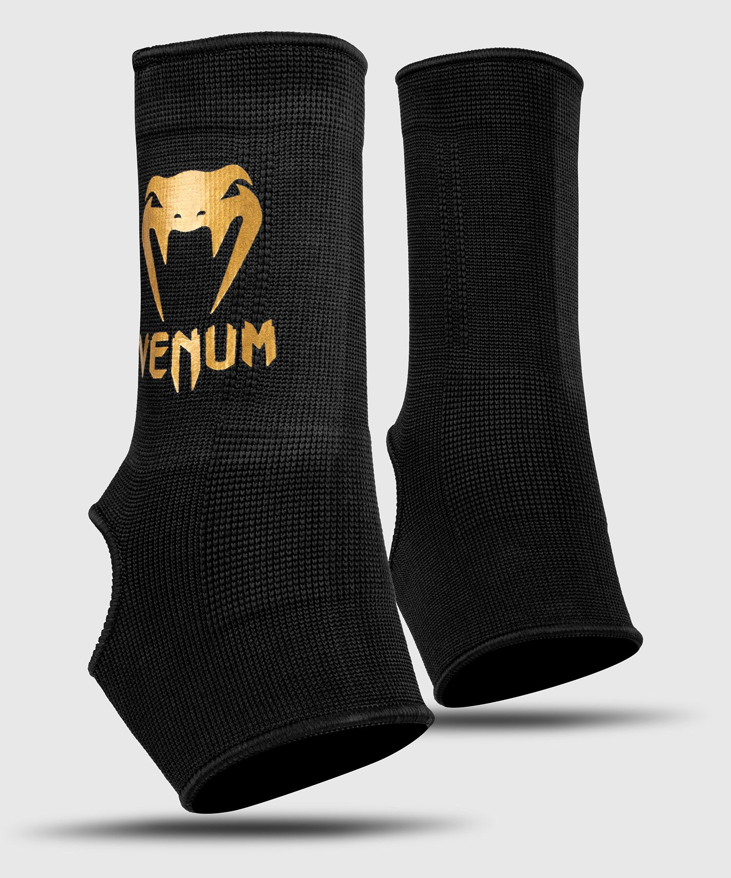 Venum Kontact Ankle Support Guard - Black/Gold