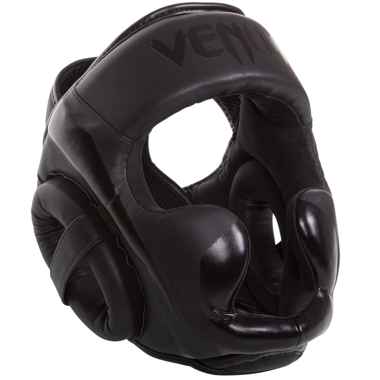 Venum Elite Headgear - Black