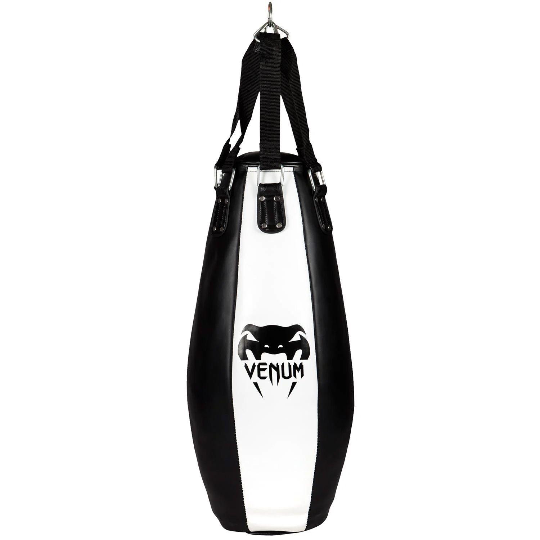 Pera Tear Drop Venum - Negro/Hielo - 95cm/30kg - Llena