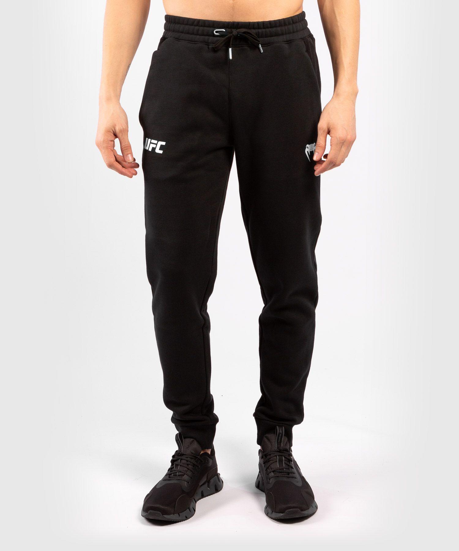 Pantaloni da Jogging Uomo UFC Venum Replica - Nero
