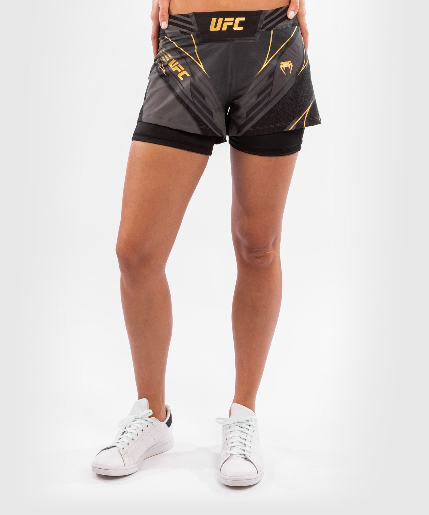 UFC Venum Authentic Fight Night Women's Shorts - Short Fit - Champion