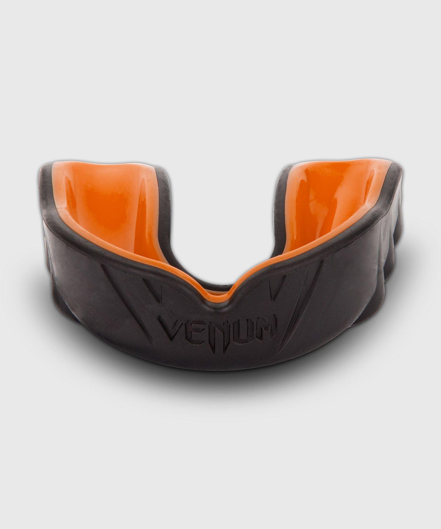 Paradenti Venum Challenger - Nero/Arancione