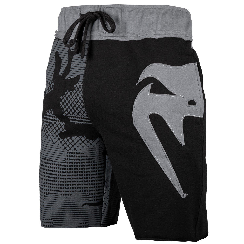 Pantalones Cortos Venum Assault  - Negro/Gris