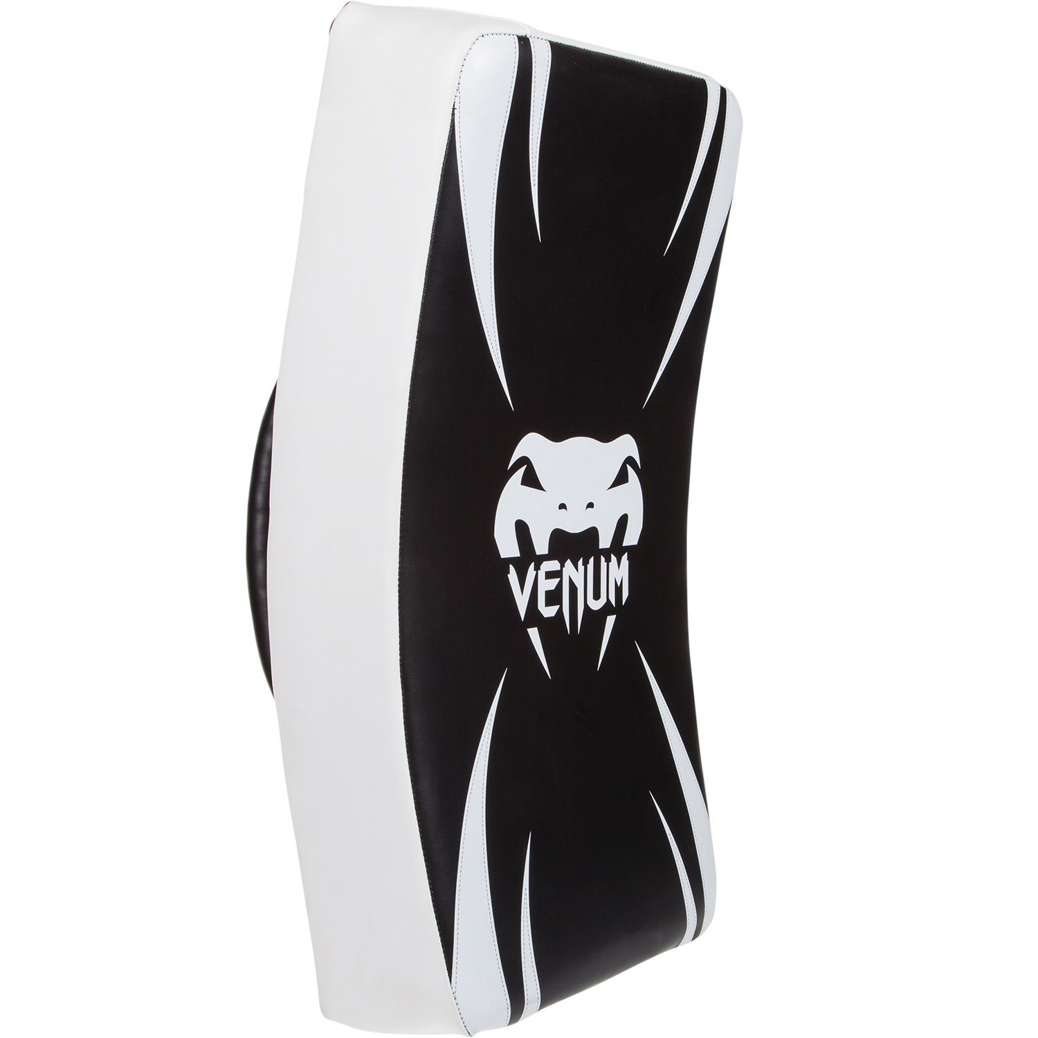 Venum Absolute Long Kick Shield - Black/Ice