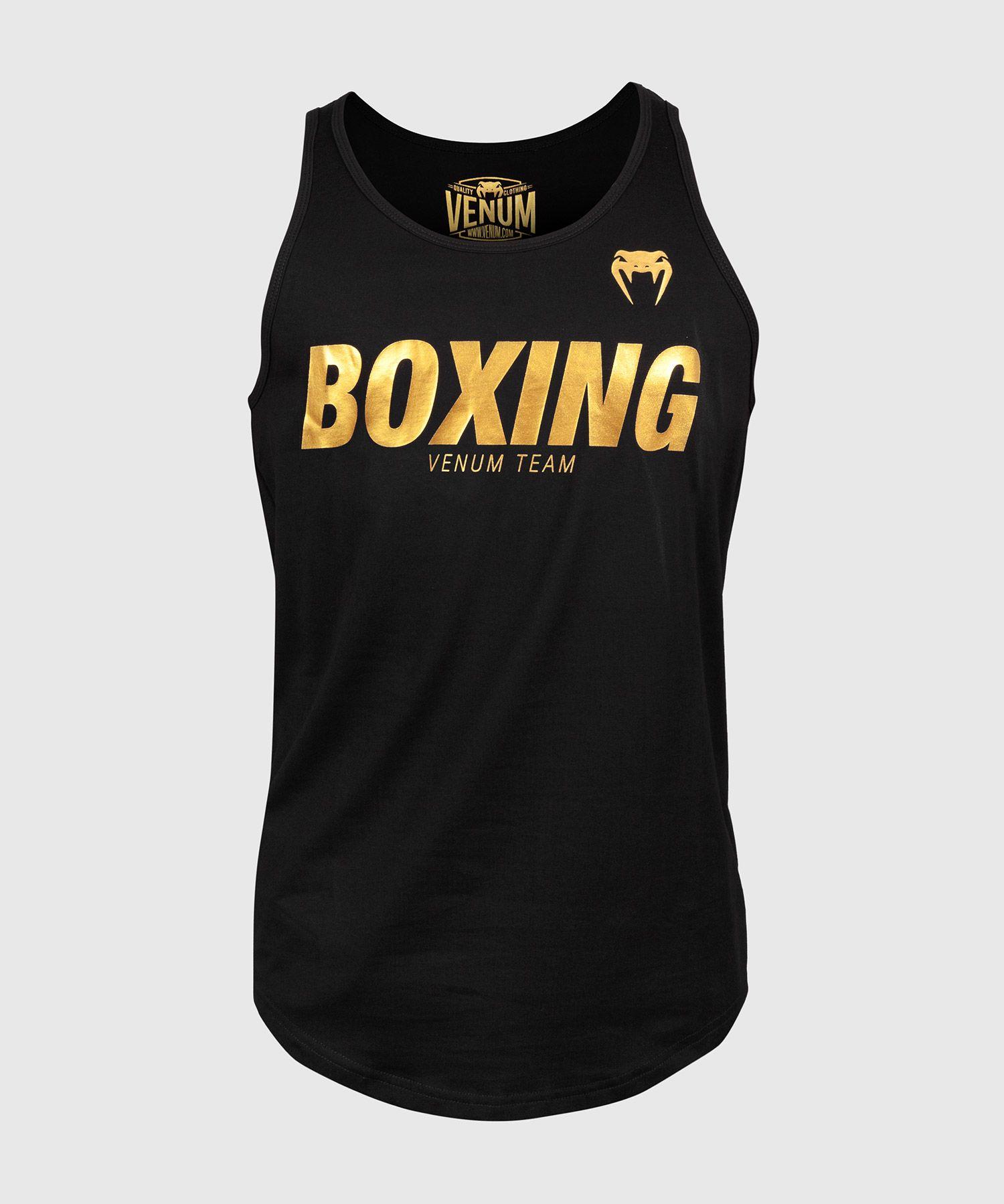 Débardeur Venum Boxing VT - Noir/Or