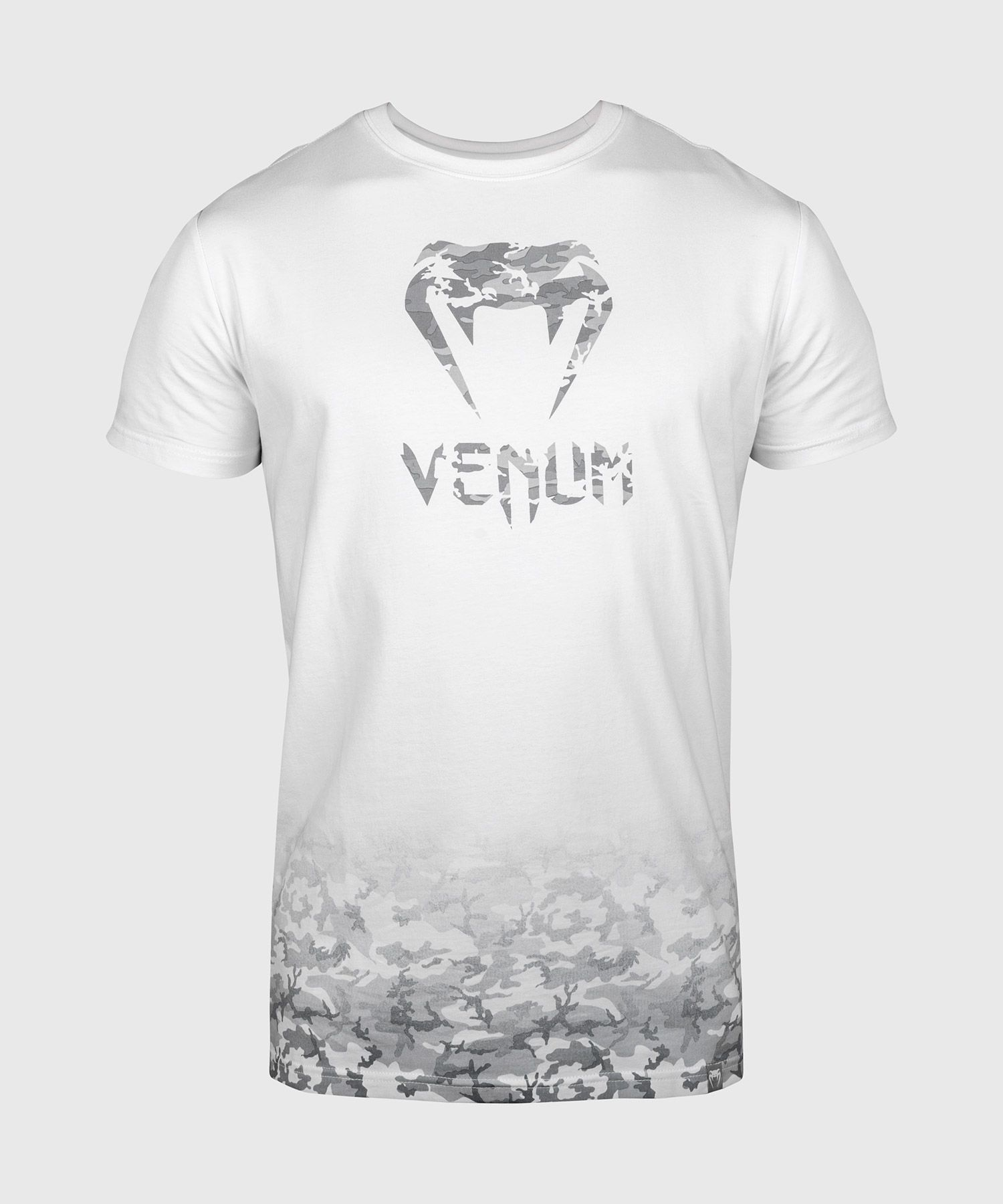 Venum Classic -T-Shirt - White/Urban Camo