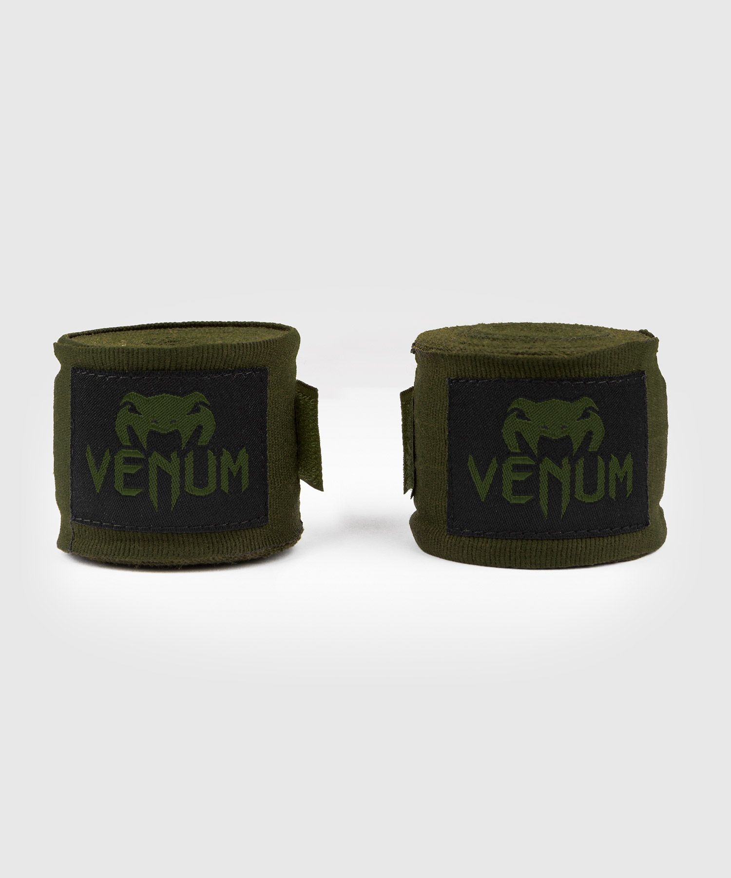 Venum Kontakt Boxbandagen - 4 m - Khaki/Schwarz