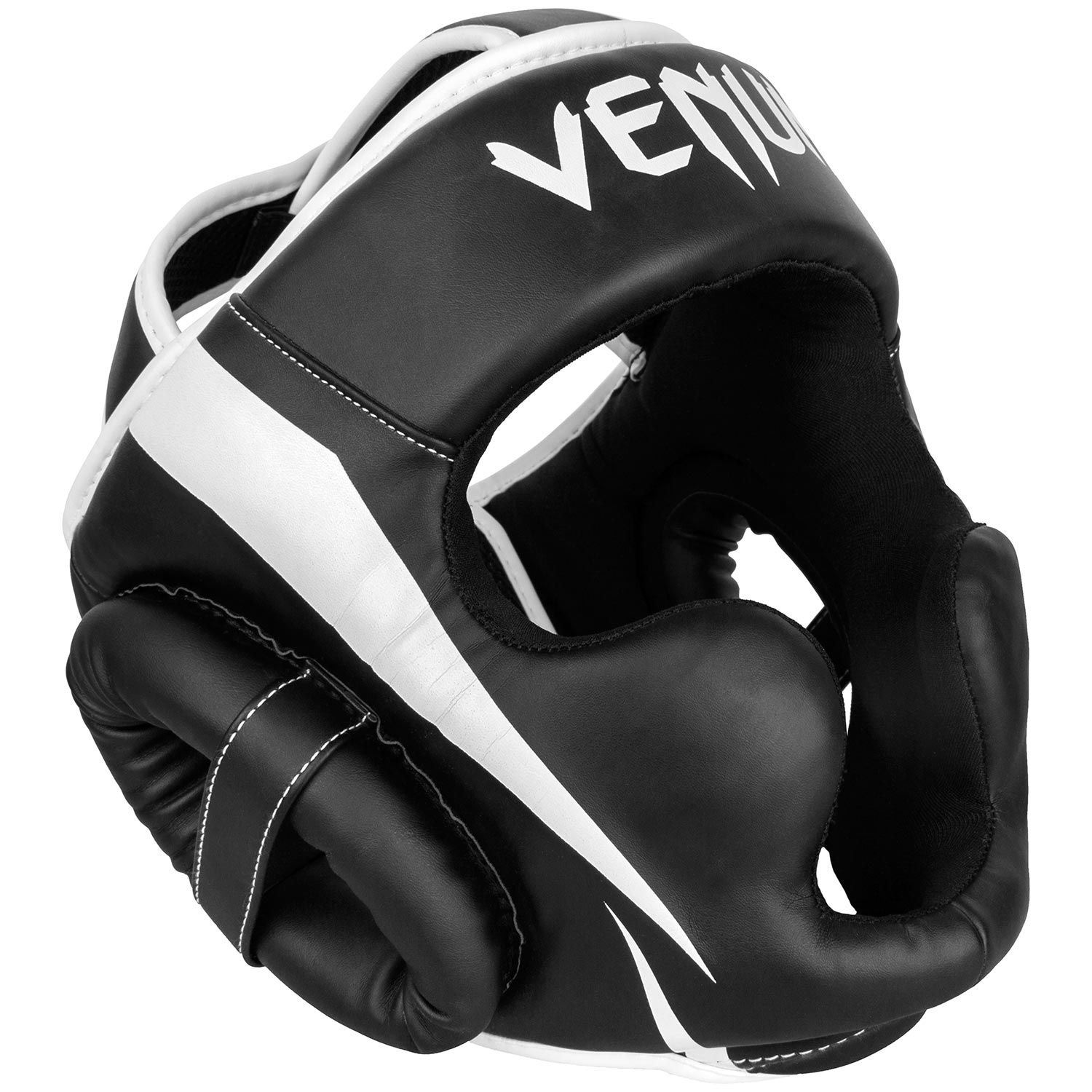 Casco Venum Elite - Negro/Blanco - Taille Unique