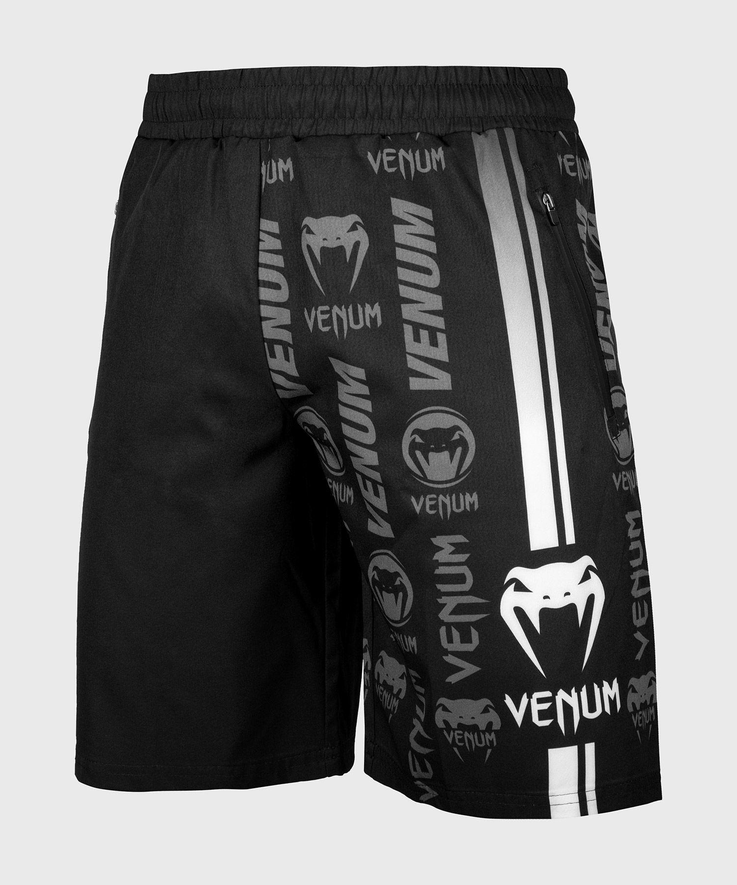 Pantaloncini Palestra Venum Logos - Neri/Bianchi