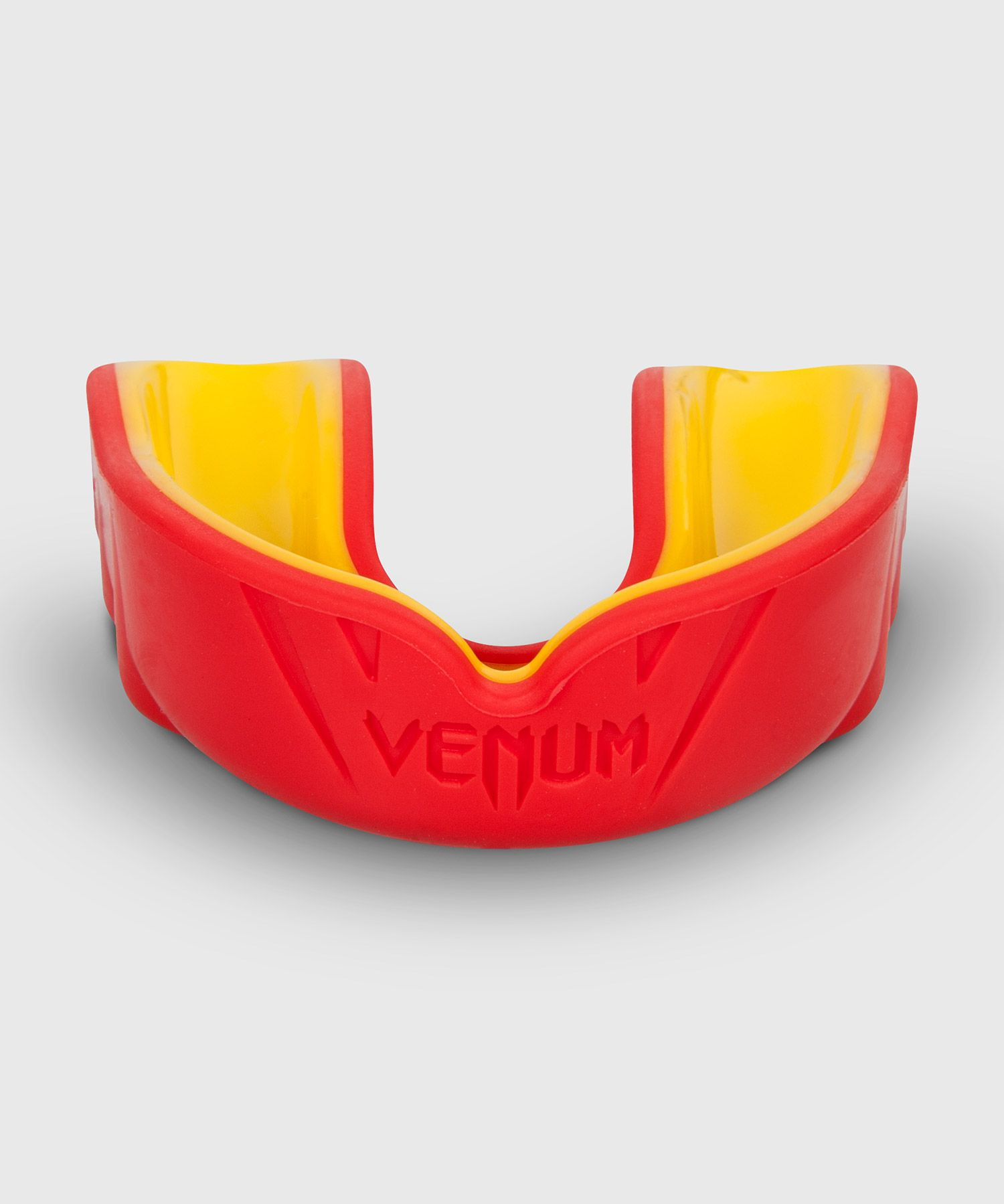 Paradenti Venum Challenger - Rosso/Giallo