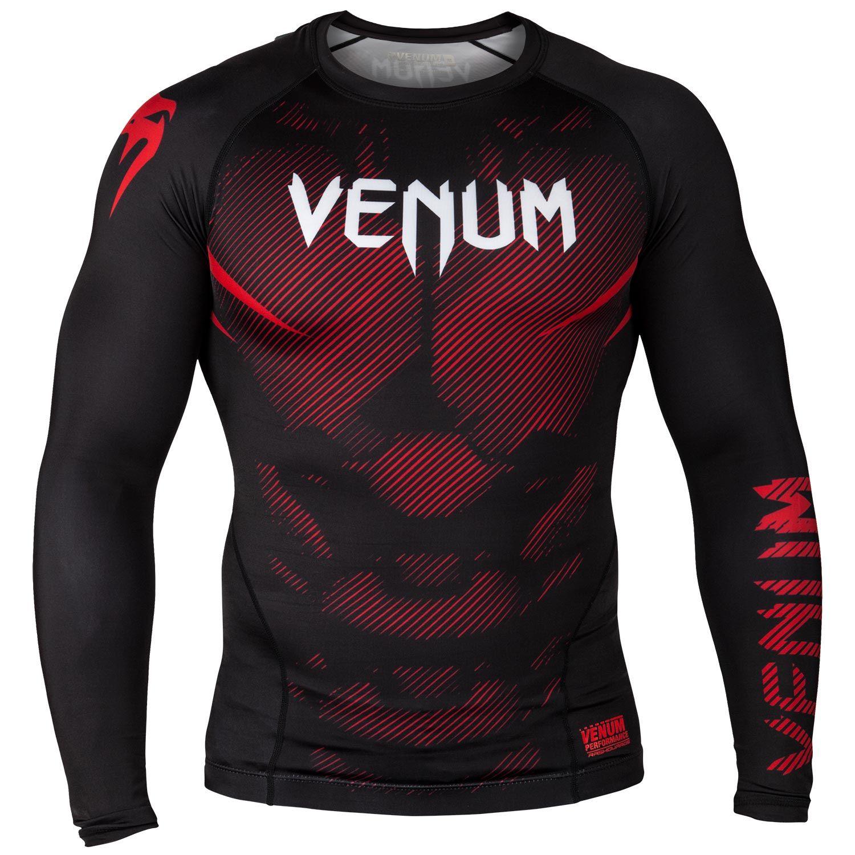 Venum NoGi 2.0 Rashguard - lange mouwen - zwart