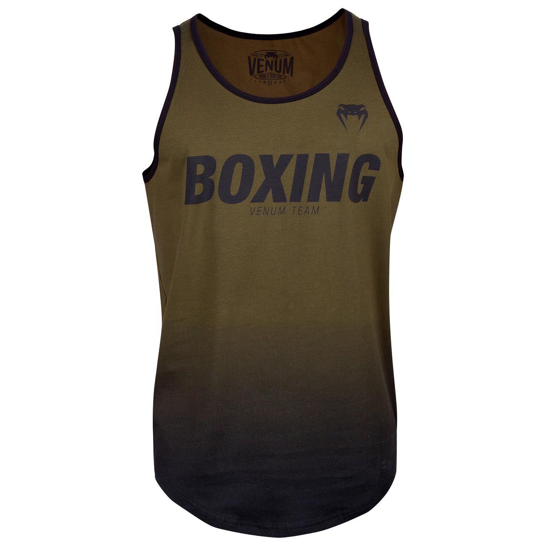 Canotta Boxing VT Venum - Cachi/Nero