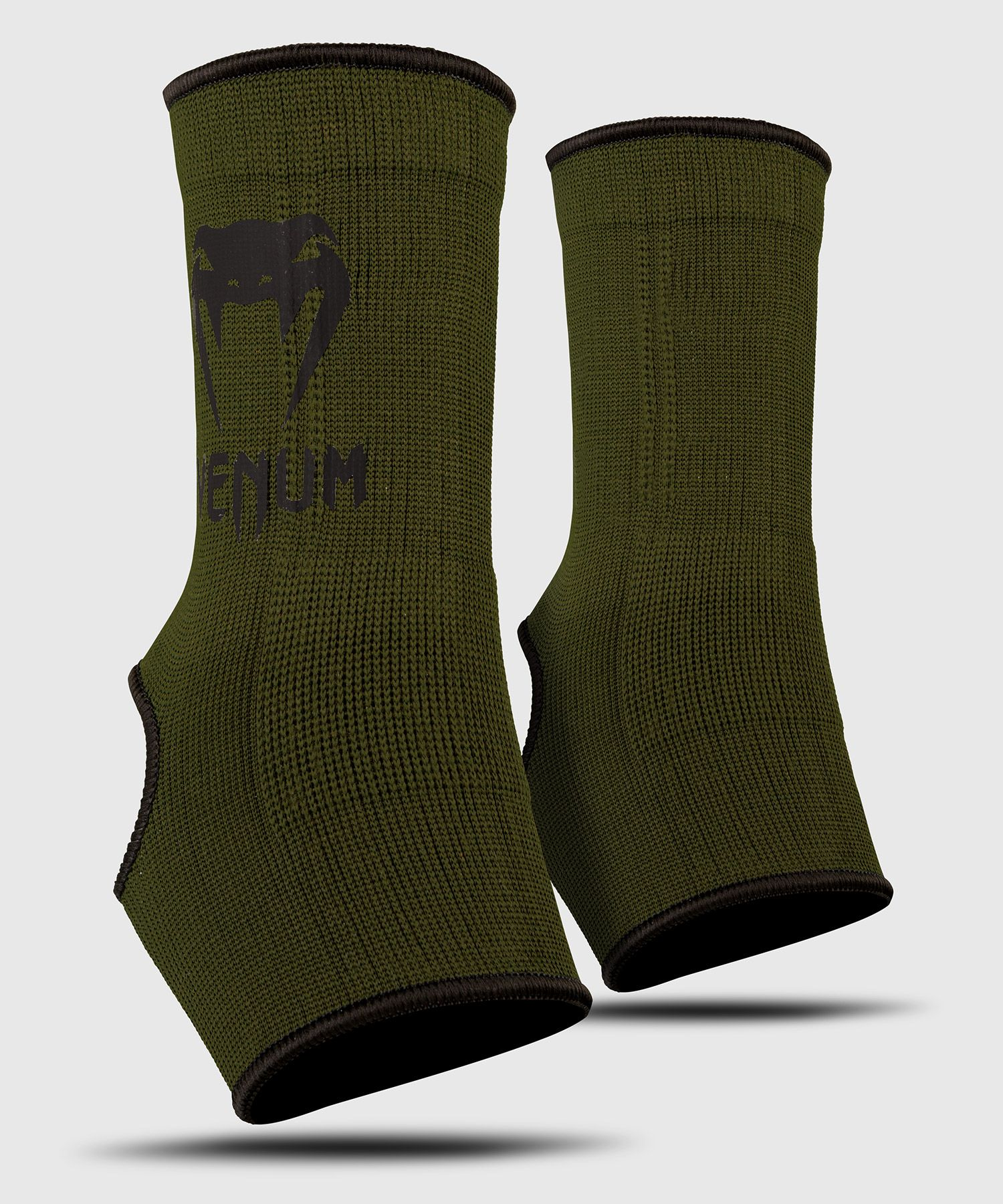 Venum Kontact Ankle Support Guard - Khaki/Black