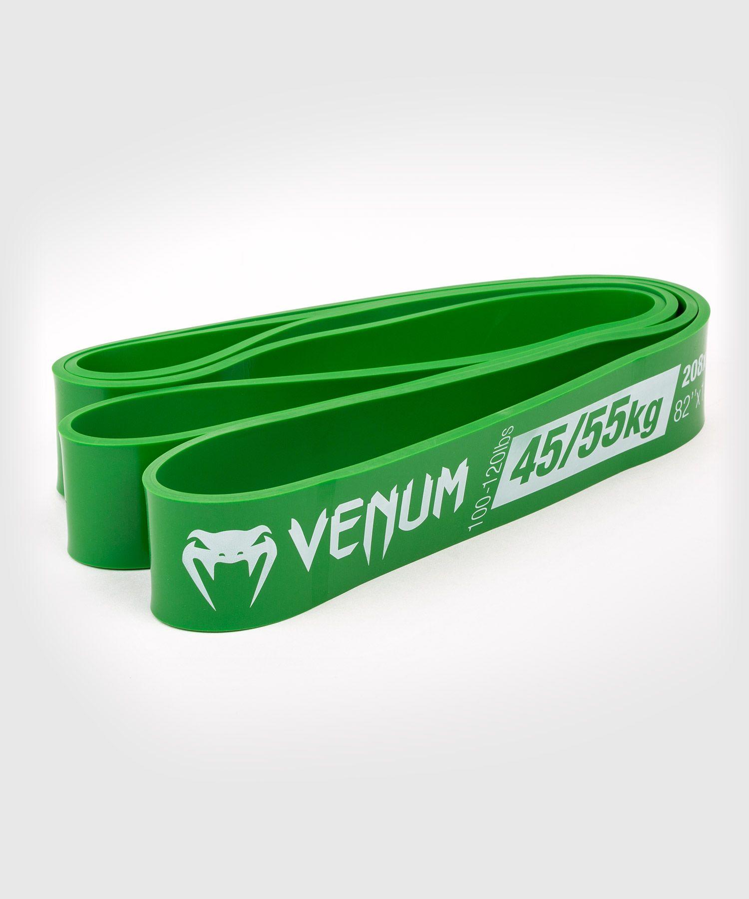 Bande di resistenza Venum Challenger - Verde - 45-55Kg