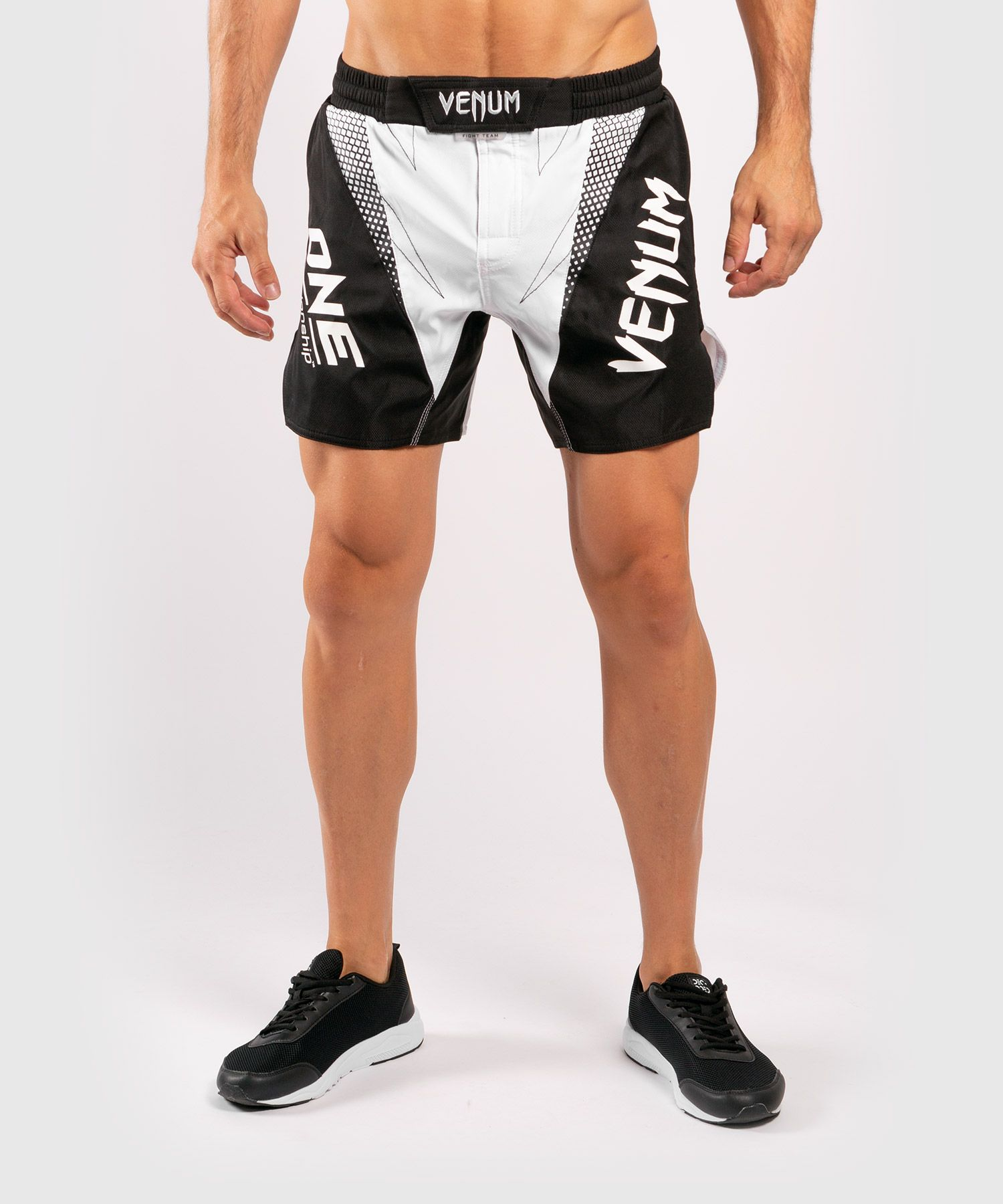 Fightshorts Venum x ONE FC - Blanc/Noir