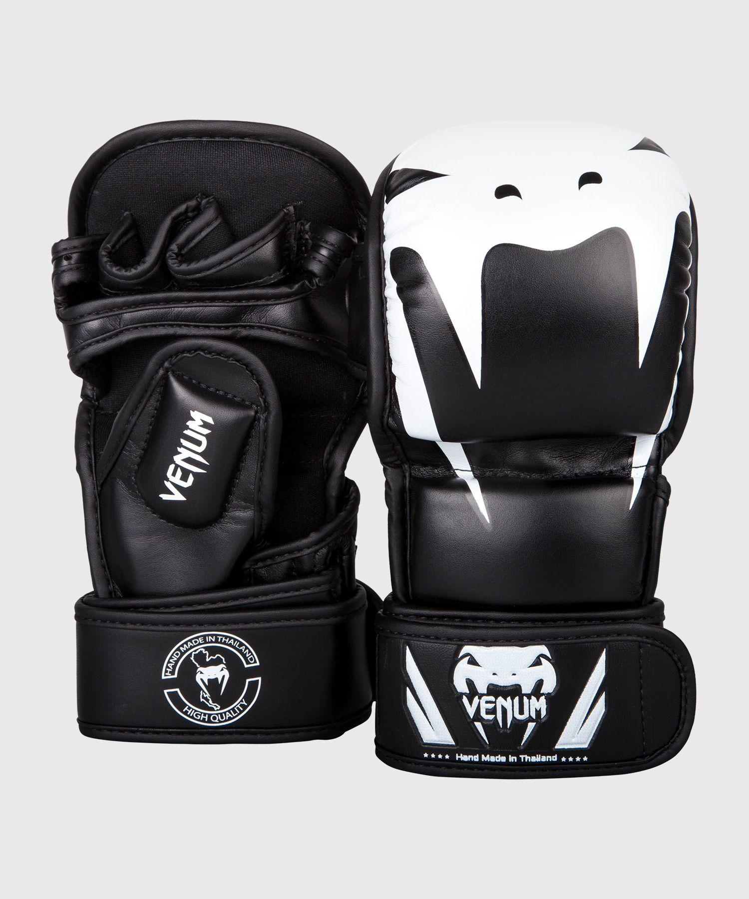 Venum Impact Sparring MMA Handschoenen - Zwart/Wit