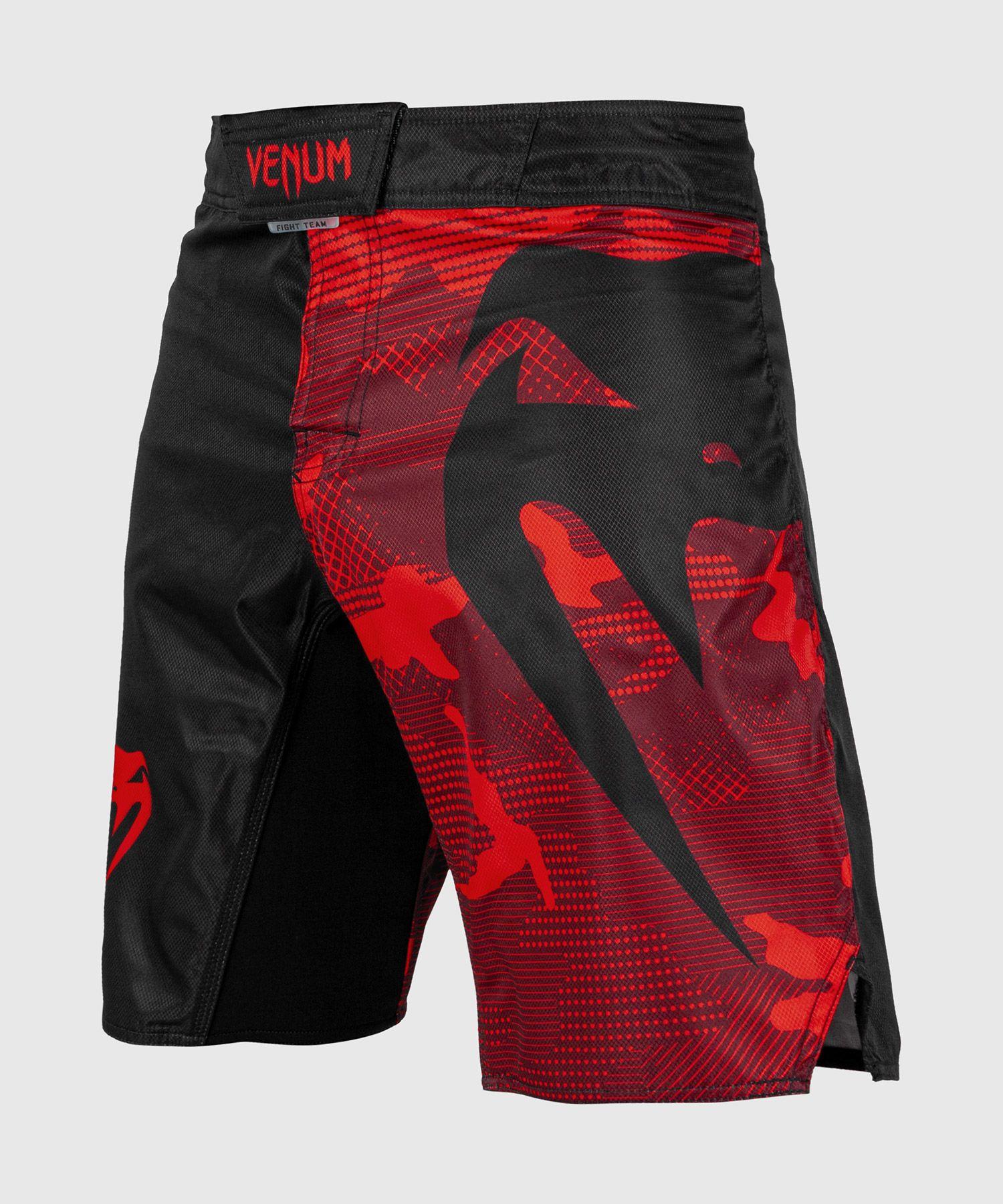 Venum Light 3.0 Vechtshort - Rood/Zwart