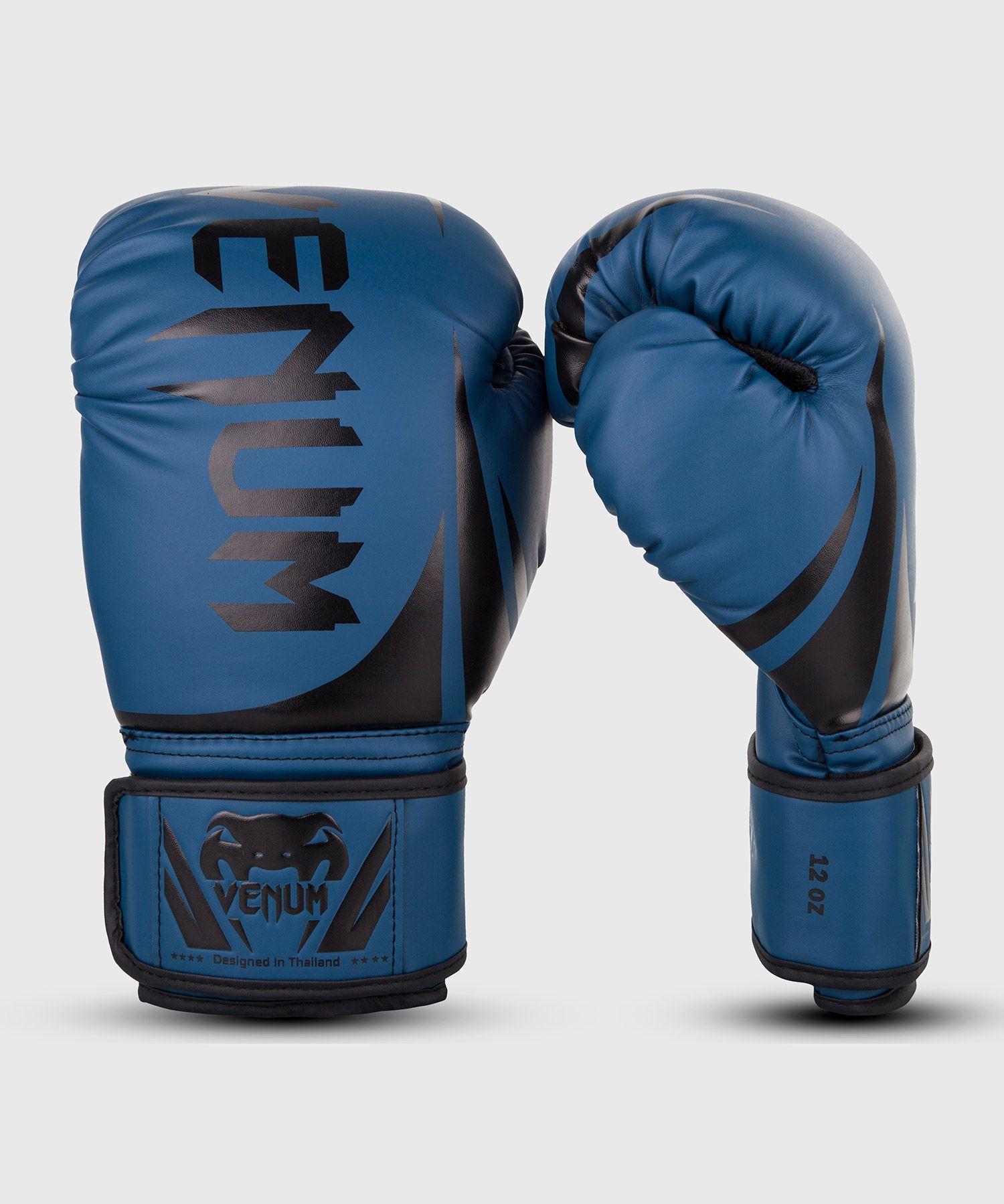 Venum Challenger 2.0 Boxing Gloves - Navy blue/Black