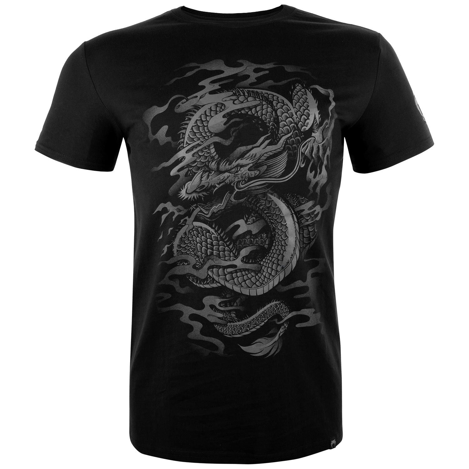 Venum Dragon's Flight T-shirt - Zwart/Zwart