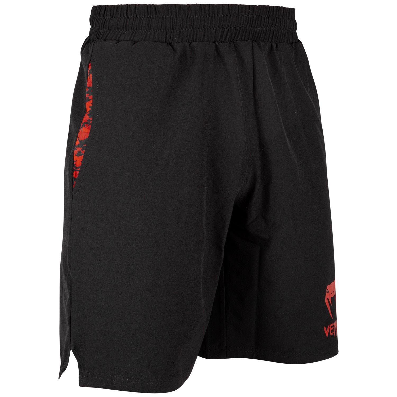 Pantaloncini da Allenamento Classic Venum - Nero/Rosso