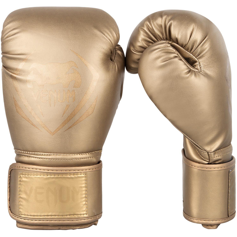 Venum Contender Boxhandschuhe - Gold/Gold