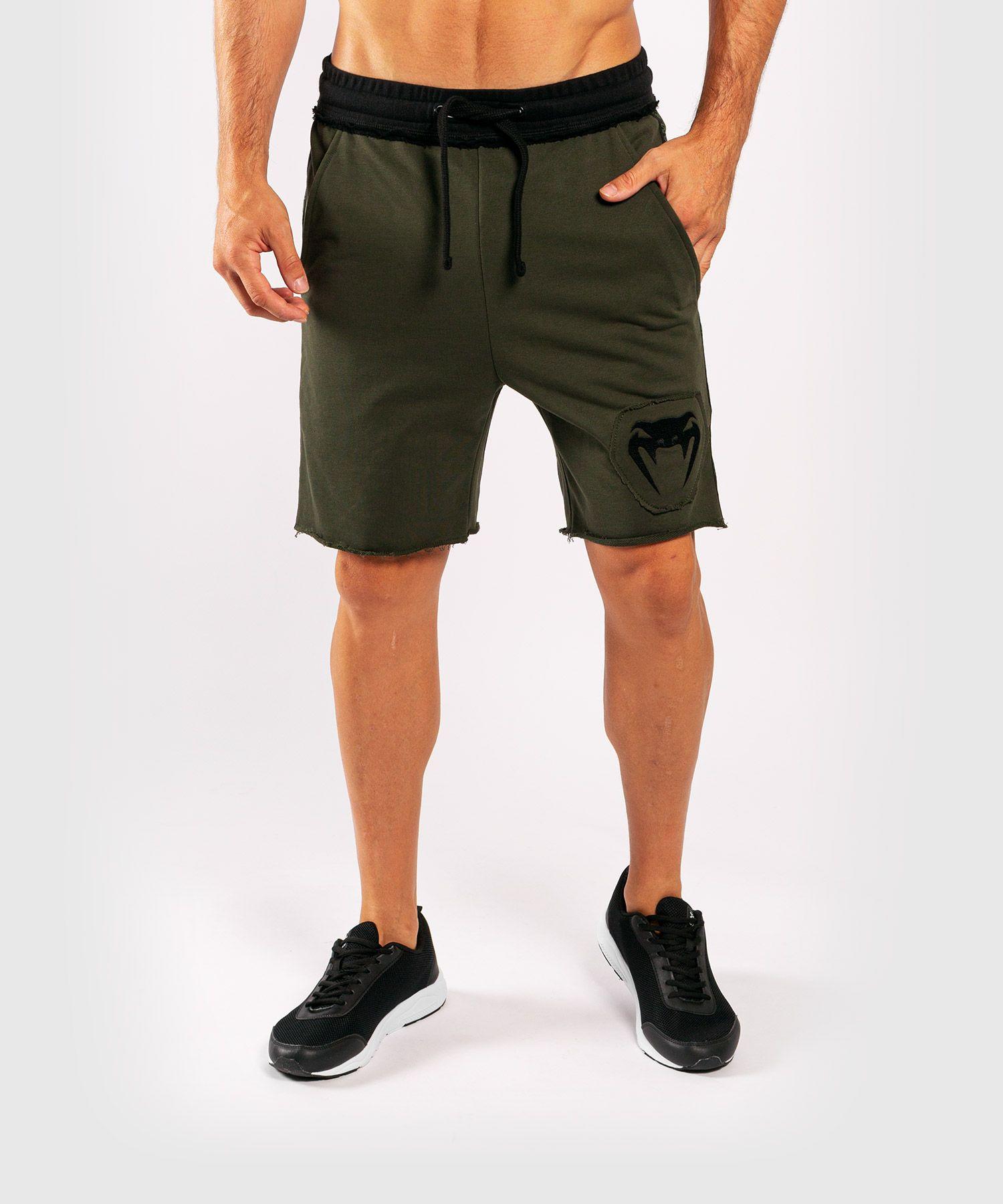 Venum Cutback 2.0 katoenen shorts - Kaki/Zwart