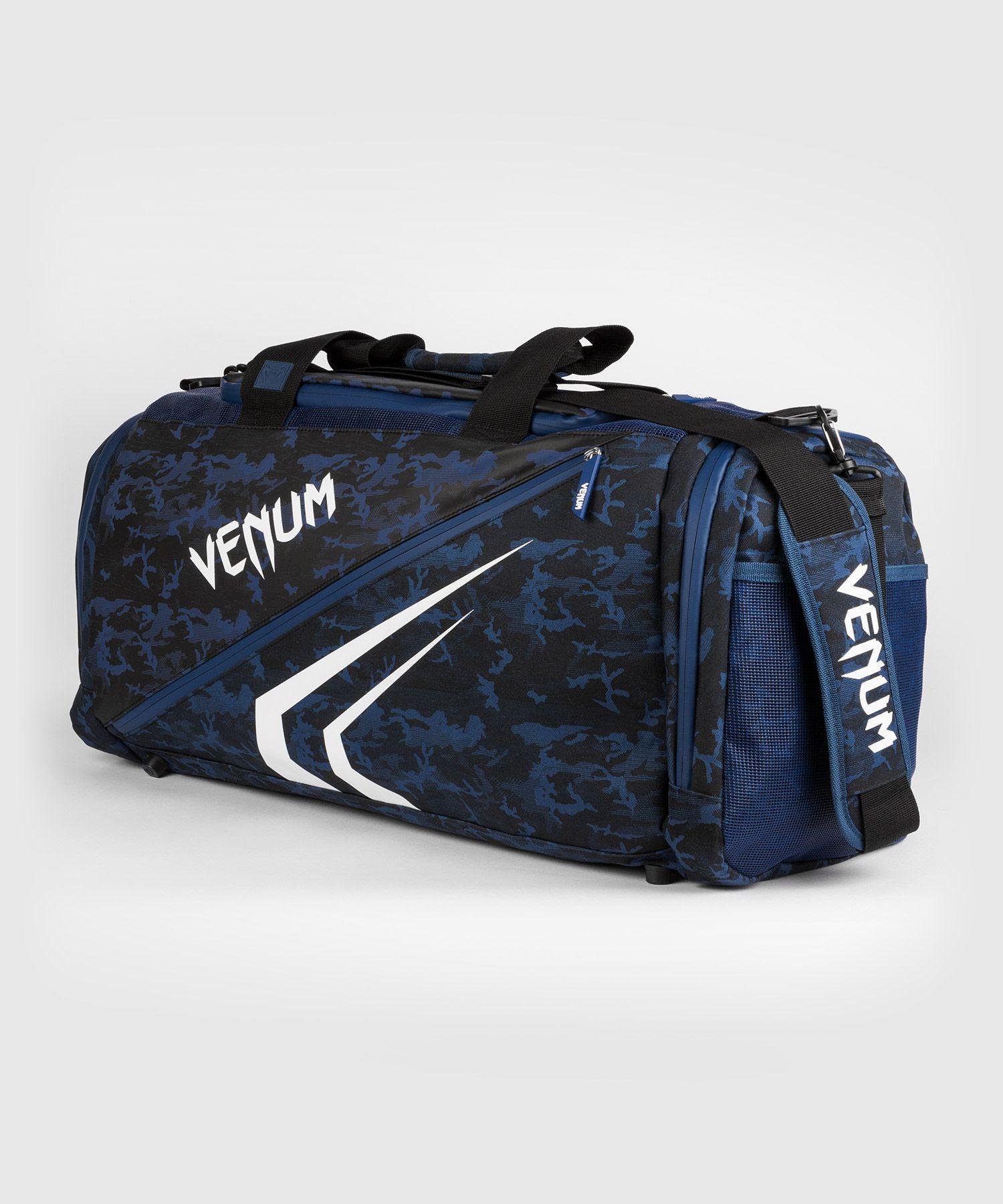 Bolsa de deporte Venum Trainer Lite Evo - Azul/Blanco