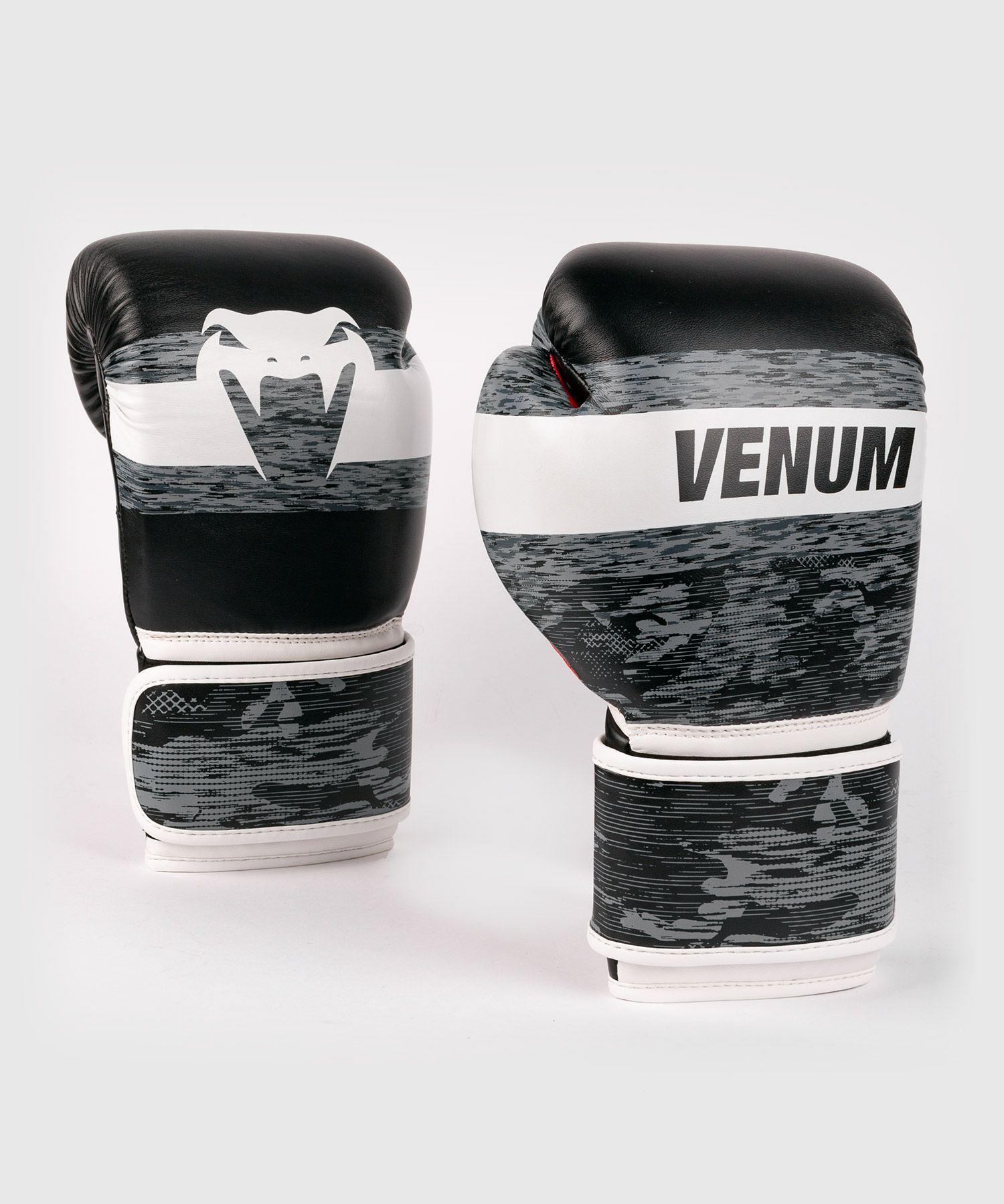 Gants de boxe enfant Venum Bandit - Noir/Gris