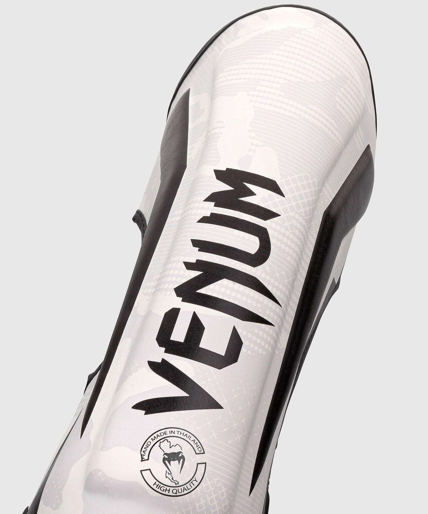 Venum Elite Para tibia - White/Camo